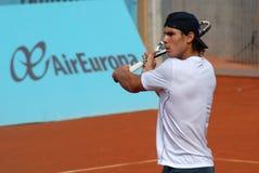 Rafael Nadal Stock Afbeelding