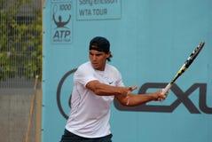 Rafael Nadal Royalty-vrije Stock Afbeeldingen