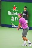 Rafael Nadal Lizenzfreies Stockbild