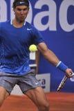 Rafael Nadal Barcelona Open 2014 ATP 500 Royalty Free Stock Image