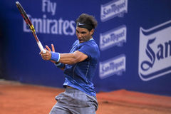 Rafael Nadal Barcelona Open 2014 ATP 500 Royalty Free Stock Photos
