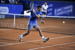 Rafael Nadal Barcelona Open 2014 ATP 500 Royalty Free Stock Images