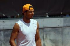 Rafael Nadal (ESP) Royalty Free Stock Image