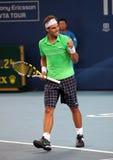 Rafael Nadal (ESP), tennis player Stock Photography
