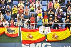 Rafael Nadal fan Obraz Stock