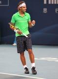 Rafael Nadal (IN HET BIJZONDER) in China opent 2009 royalty-vrije stock afbeeldingen