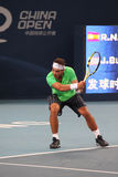 Rafael Nadal (IN HET BIJZONDER), professionele tennisspeler royalty-vrije stock foto