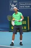 Rafael Nadal (IN HET BIJZONDER), professionele tennisspeler Stock Fotografie