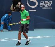 Rafael Nadal (SPECIALMENTE), giocatore di tennis professionale Immagini Stock Libere da Diritti