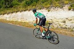Rafael Reis Caja Rural La Vuelta España Royalty Free Stock Images