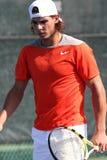 Rafael tenis nadal gracza Zdjęcie Stock