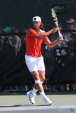 Rafael tenis nadal gracza Fotografia Royalty Free