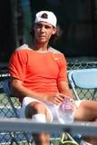 Rafael tenis nadal gracza Obrazy Royalty Free