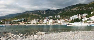 Rafailovici στο Μαυροβούνιο Στοκ Εικόνες