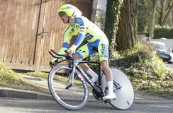 Rafal Majka Cyclist Polish Royalty Free Stock Images