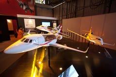 Rafale at Aero Show Royalty Free Stock Images