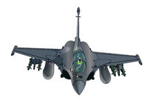 Rafale Mirage 2000D Stock Photo