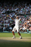 Rafeal Nadal - Wimbledon 2010 Stock Image
