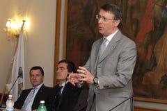 Raffaele Cantone Immagine Stock