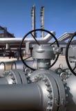 raffinaderi Arkivbilder