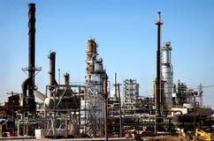 raffinaderiscape Arkivbilder