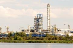 Raffineria Immagini Stock