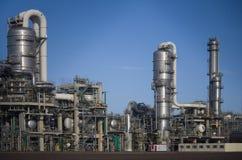 Raffinerie 12 Stockbilder