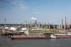 Raffinerie Photo libre de droits