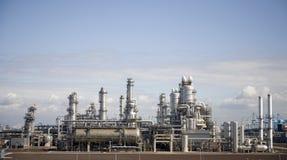 Raffinerie 2 Lizenzfreie Stockbilder