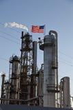 Raffinerie Photographie stock libre de droits