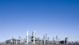 Raffinerie 3 Lizenzfreie Stockfotos