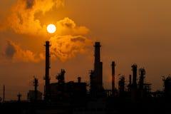 Raffinerie Photos libres de droits
