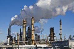Raffinerie Lizenzfreie Stockbilder