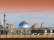Raffinerie photos stock