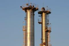 Raffinerie de pétrole #6 Image libre de droits