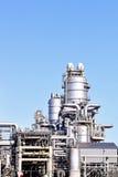 Raffinerie de produit chimique et de pétrole Photos libres de droits