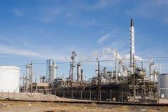 Raffineriekontrollturm 3 Lizenzfreies Stockbild