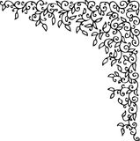 Raffinierte Vignette XLI vektor abbildung