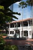 Raffles Hotel, Singapore Royalty Free Stock Images