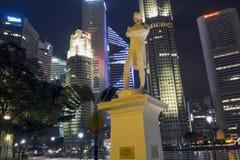 Raffles lądowisko zdjęcie royalty free