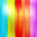 Raffreddi la priorità bassa colorata Fotografia Stock Libera da Diritti