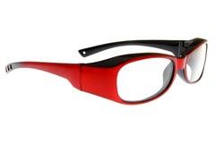 Raffreddi, modo ed occhiali da sole variopinti di sport fotografie stock