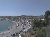 Rafina Griekenland Stock Foto
