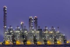 Rafineria Fotografia Royalty Free