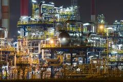 Rafineria Obraz Stock