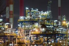 Rafineria Fotografia Stock