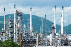 rafineria ropy naftowej zdjęcia stock