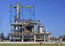 rafineria ropy naftowej Obraz Stock