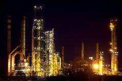 Rafinery Royalty Free Stock Photo