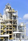 rafineryjny ropy naftowej Zdjęcia Royalty Free